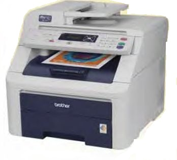 We service HP, Brother, Canon printers